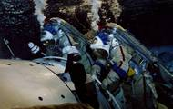 Hydrolab, Star City, Cosmonaut training, zero-gravity, space, weightlessness, MiG-25, space